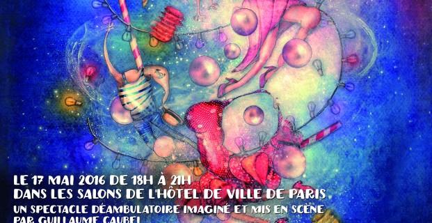 Le Bal des Chimères  Cérémonie d'Ouverture du festival du futur Composé.