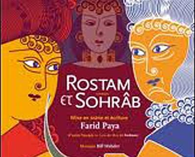 Rostam et Sohrâb de Farid Paya