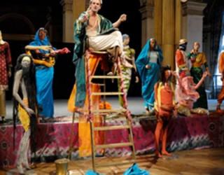 Spectacle Un Mahâbhârata – Rôle de Duryödhana