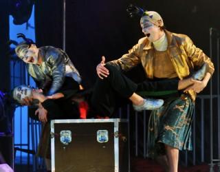 Spectacle Roméo et Juliet
